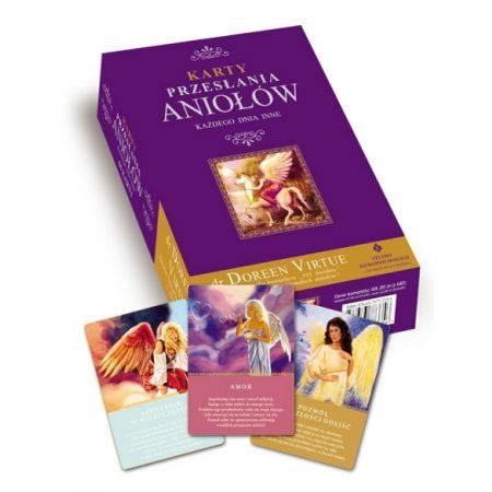 Jak interpretować karty anielskie?